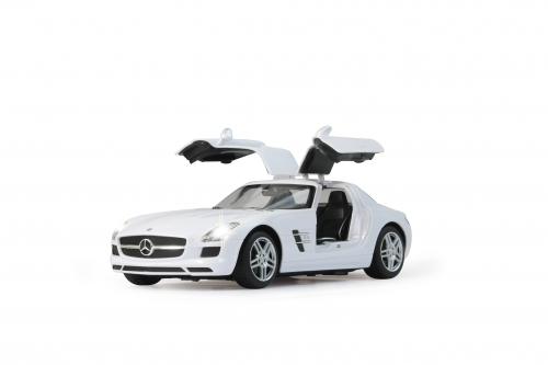 Mercedes SLS 1:14 weiß Jamara 404460