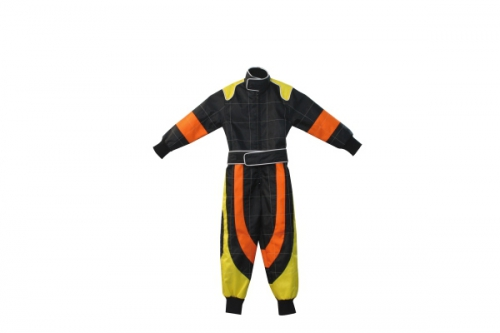 Rennanzug Rideon orange 3-4Ja Jamara 404710