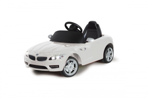 Ride-on BMW Z4 weiß 27Mhz Jamara 404750