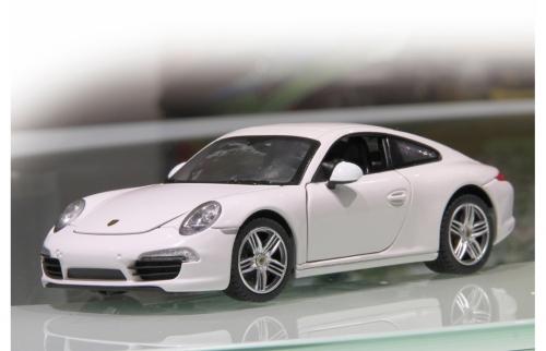 Porsche 911 1:24 Diecast weiß Jamara 405062
