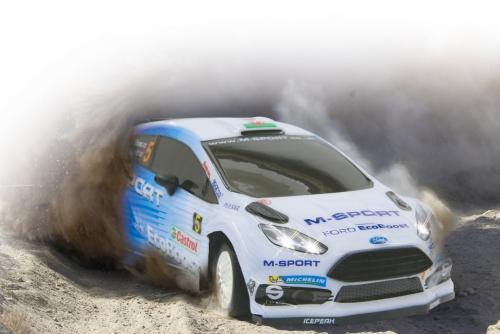 Ford M-Sport Fiesta WRC 2015 1:20 Jamara 405090