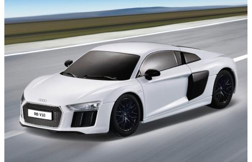 Audi R8 1:24 2015 weiß 27Mhz Jamara 405101