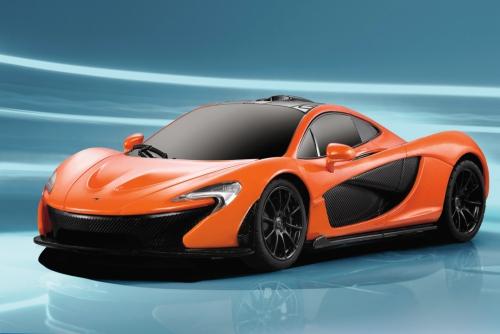 McLaren P1 1:24 orange 27Mhz Jamara 405104