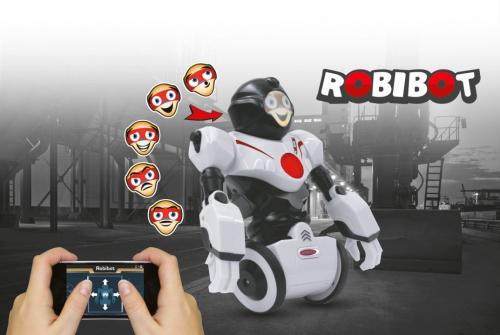 Robibot Bluetooth weiß-rot Jamara 410020