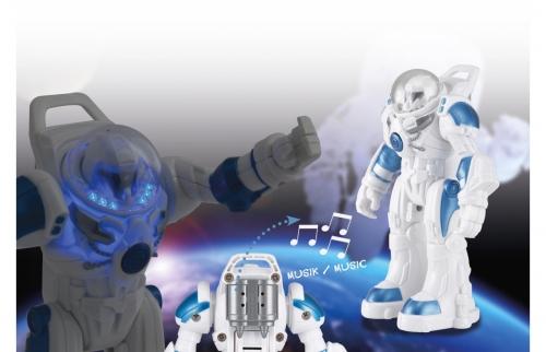 Robot Spaceman mini weiß Jamara 410055