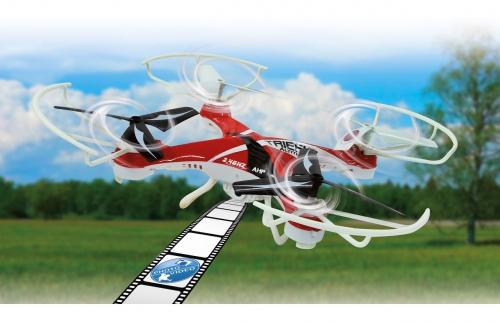 Triefly Altitude HD AHP Quadrocopter Jamara 422018
