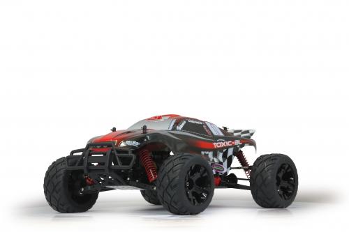 Toxic-BL Truggy 1/10 4WD Lipo Jamara 500181
