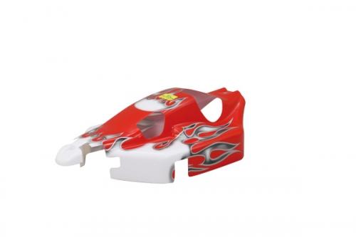 Karosserie X1/X2 rot/weiss Jamara 503277