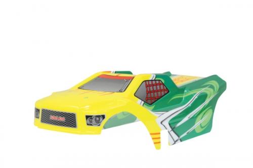 Karosserie NEXX8T gelb/grün Jamara 504317