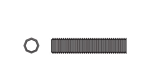 Madenschraube M3x10 Vo-Mj-Ti- Jamara 505059