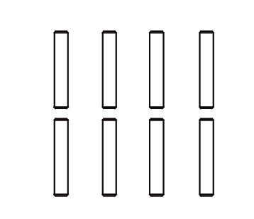 Stift 2x11 Vo-Mj-Ti-Ho-In-LQ- Jamara 505061