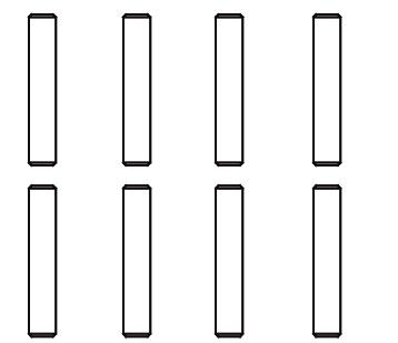 Stift 2x10 Vo-Mj-Ti-Ho-In-LQ Jamara 505062