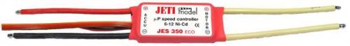 Jeti 35A Controller für Bürstenmotoren, 350ECO,... JES350ECO