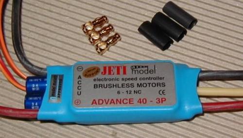 Jeti Advance plus 40A High Speed JETIADV40O-H