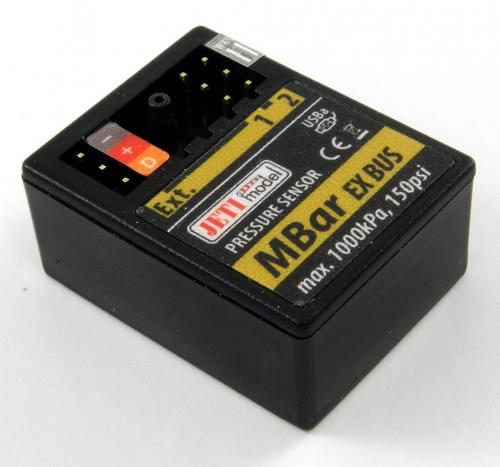 Jeti MBar Drucksensor 150 psi/10bar JEX-MB