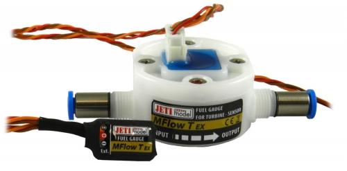 MFlow für Duplex 2,4GHz System Spritsensor Kerosin JEX-MFT
