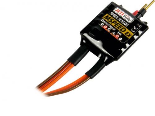 Jeti MSPEED EX Geschwindigkeitssensor 450 JEX-MS-450