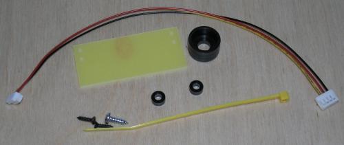 Jeti Montagesatz Duplex zu FC16 JMS-F16