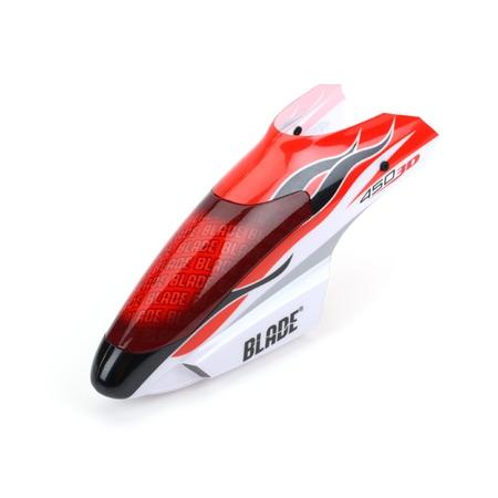 Blade Blaze Kabinenhaube : B450 Horizon BLH1681C