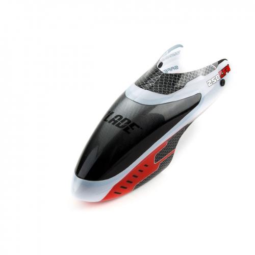 Blade Kabinenhaube Rot: 250 CFX Horizon BLH4481RE