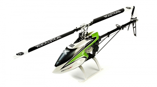 Blade 550 X Pro Series Kit m. Castle 120HV Horizon BLH5525CSE