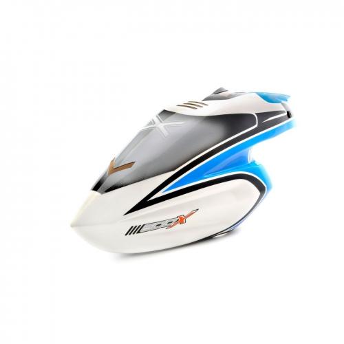 Blade 600 X : Kabinenhaube Blau Horizon BLH5620