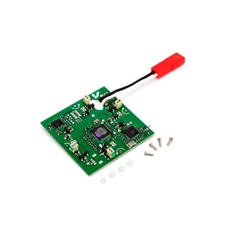 Blade 4-in-1 Kontrolleinheit, Empfänger /Regler /Mischer/Kreisel : mQX Horizon BLH7501