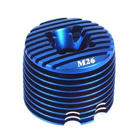 Dynamite Zylinderkopf blau Horizon DYN0901