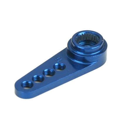 Dynamite 1/2 Aluminiumhebel m. Gewindelöchern: HRC blue Horizon DYN2560