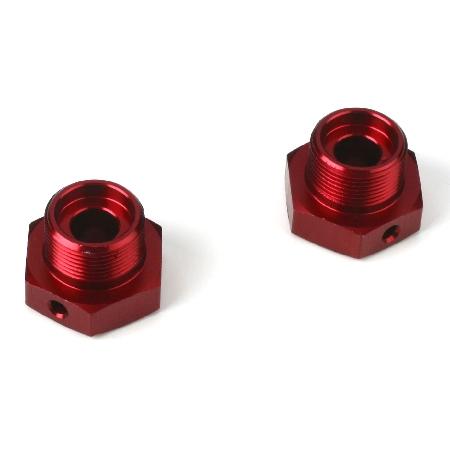 Dynamite 23mm Radaufnahme rot Horizon DYN7194
