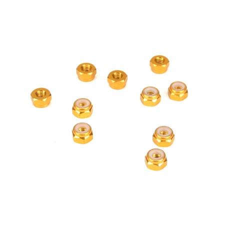 Dynamite 2mm Senkscheibe gold Horizon DYN8500