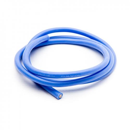 Dynamite 10 AWG Silikonkabel 0,9 m, blau Horizon DYN8862
