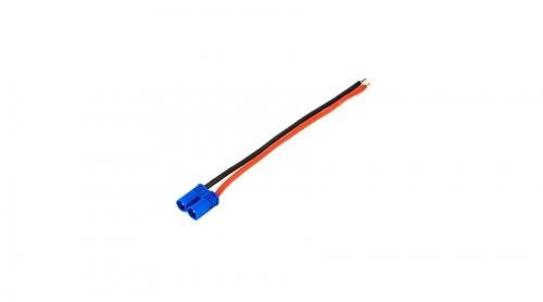Dynamite EC2 Akkustecker m. 4 Kabel Horizon DYNC0003