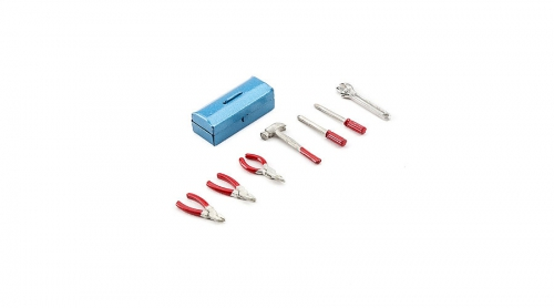 Rock Crawler Scale Accessory Asst #2Toolboxw/tools Horizon DYNO5001