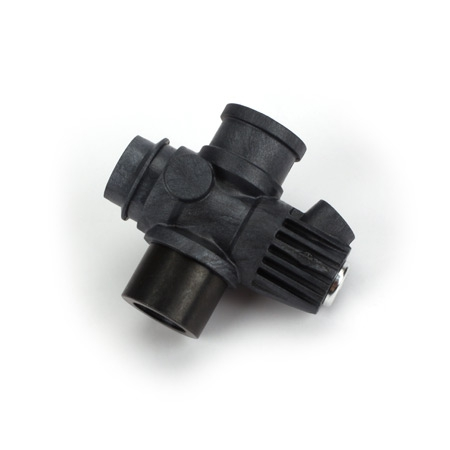 Carburetor Body/Plastic: .21X Horizon DYNP5578