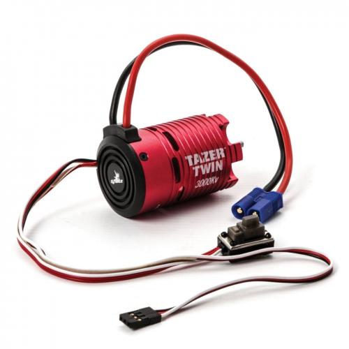 2 in1 Brushless Motor/ESC Combo: 1/10th 2WD, 3000kv Horizon DYNS1450