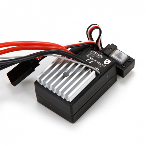 ECX ESC/RX 2.4ghz V3 1:10 spritzwassergeschützt Horizon ECX13006