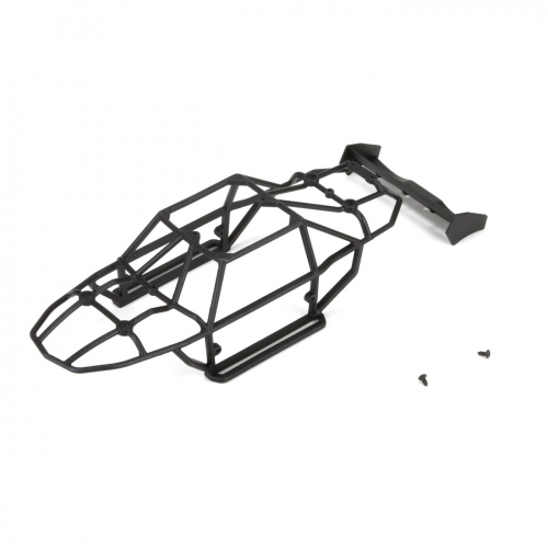 Cage & Wing Set:1:24 4WD Roost Horizon ECX201013