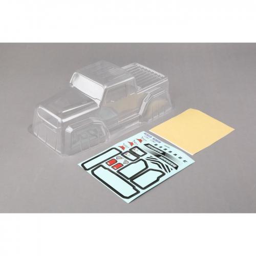 ECX Karosserie Set klar: 1.9 Horizon ECX210010