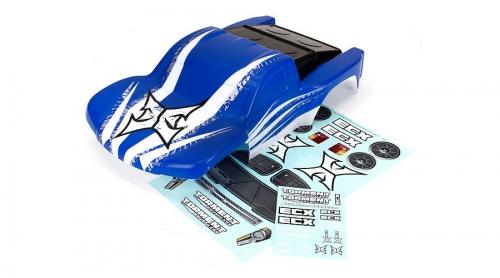 ECX Karosserie, blau-weiß: Torment Horizon ECX230011