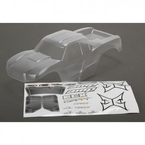 ECX Karosserie transparent 1:10 AMP MT Horizon ECX230018