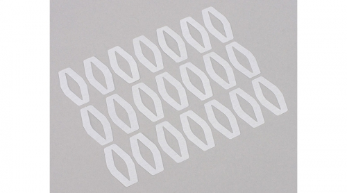 E-flite Carbon Z-Splendor :  CA Scharniere Horizon EFL1025016
