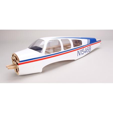 Fuselage: Bonanza 15e ARF Horizon EFL2577