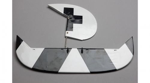 E-flite Seiten- u. Höhenleitwerksset : Albatros D.Va25e Horizon EFL460504