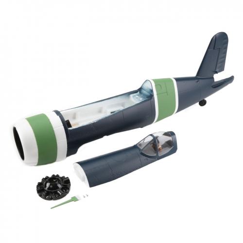 E-flite Rumpf m. Abdeckung: F4U-4 1,2 m Horizon EFL8501