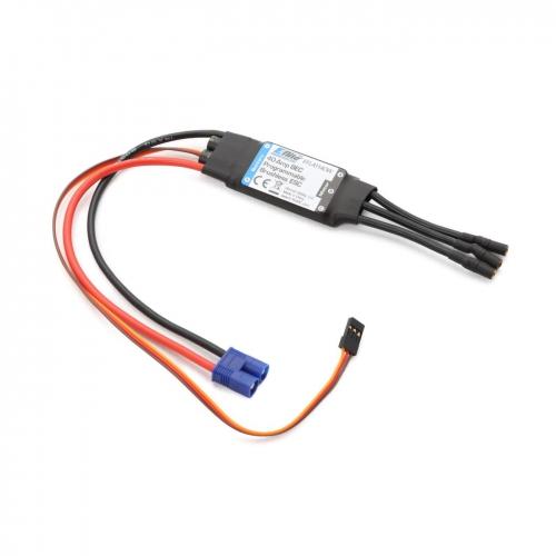 E-flite 40 AMP Brushless ESC Horizon EFLA1140W