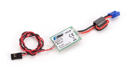 E-flite LiPo 2-3S Spannungsregler, 5,5V Horizon EFLA120