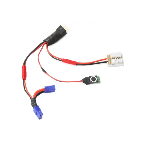 E-flite LED-Controller m. Kabelbaum: Brave Horizon EFLA415