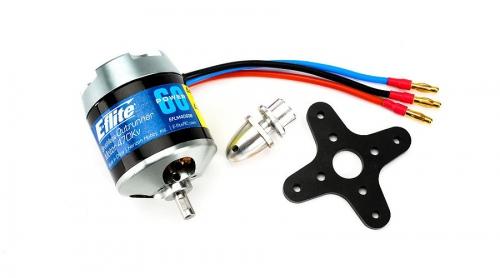 E-flite Power 60 470kV BL-Außenläufermotor Horizon EFLM4060B