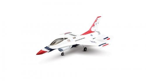 E-flite UMX F-16 BNF Basic Horizon EFLU2850
